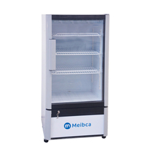 Single Glass Door Upright Drinks Chiller for Sale