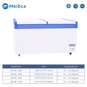 New Ice Cream Deep Horizontal Freezer For Sale