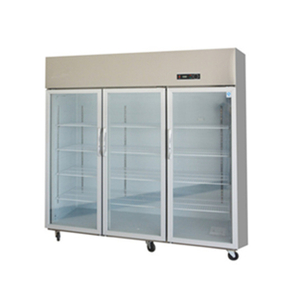 Commercial Glass Front Door Refrigerator For Kitchen Or Restaurant