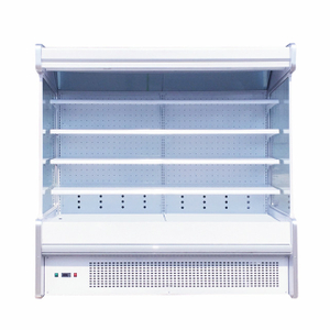 Commercial Multideck Chiller Beverage Dairy Drinks Coolers For Store