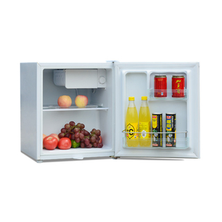 Portable Small Single Door Mini Beverage Bar Fridge